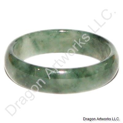 Green Jade Ring of Eternal Youth