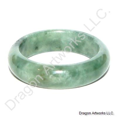 dark jade ring