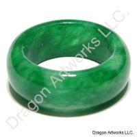Chinese Jade Ring of Talent Development