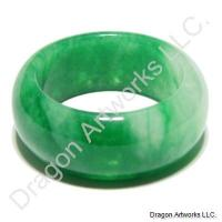 Green Jade Ring of Better Ability