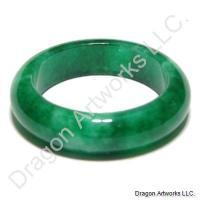 Chinese Jade Ring of Strong Body
