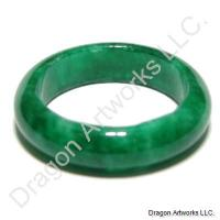 Chinese Jade Ring of Health Improvement